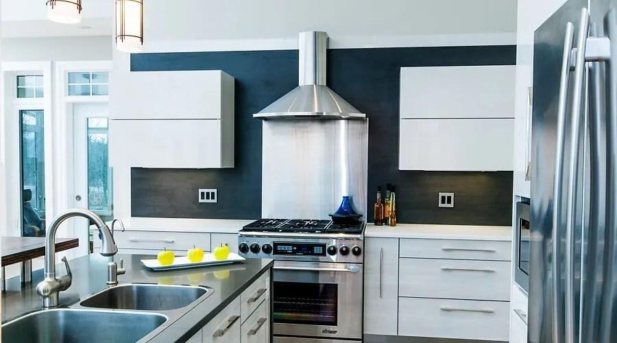 10 Refreshing Blue Kitchen Interior Design Ideas