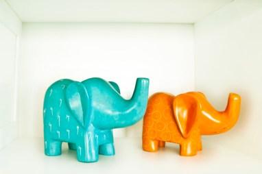 After: Play Loft -Toy Elephants