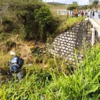 Acidente com vitimas fatais na PE-177 no município de Canhotinho e mobilização popular