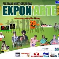 III FESTIVAL EXPON'ARTE - 28 E 29 NOV 2015 - SÃO JOÃO - PE