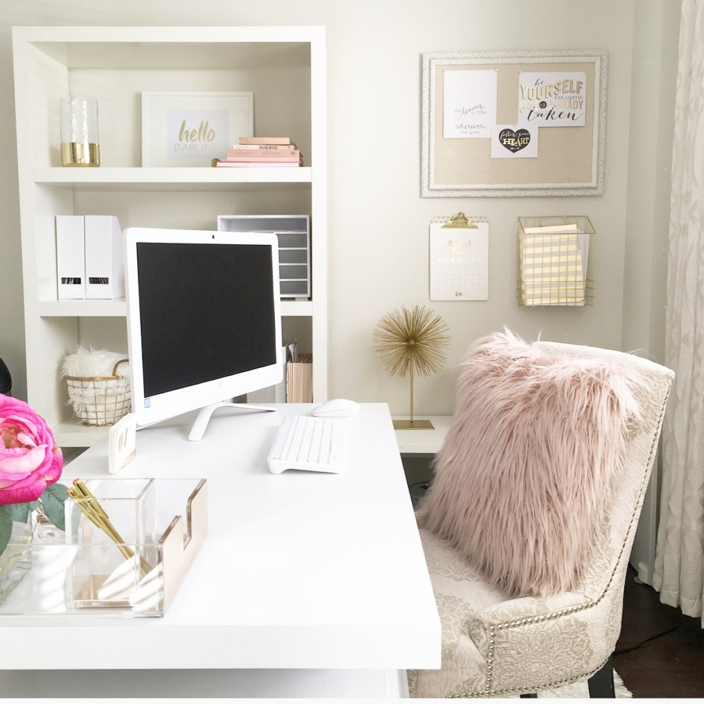 Pretty Home Office