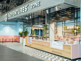 Interior Magazine Interjers Adeventure Zone Kirson Design Group