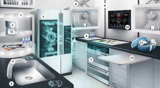 ikea kitchen 2040 IKEA: Кухня будущего, проект 2040