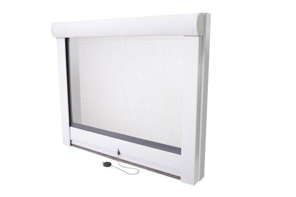 raamhor tegen insecten badkamer raambekleding interiorqueen woonblog