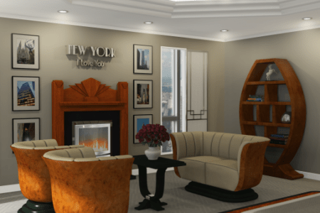 art deco interiors new york » Full HD MAPS Locations - Another World ...