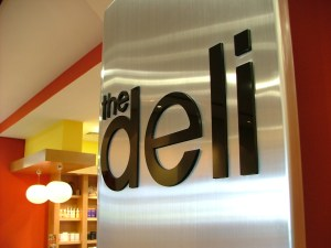 The Deli Cafe IntertiorSense Commercial Interior Design Project