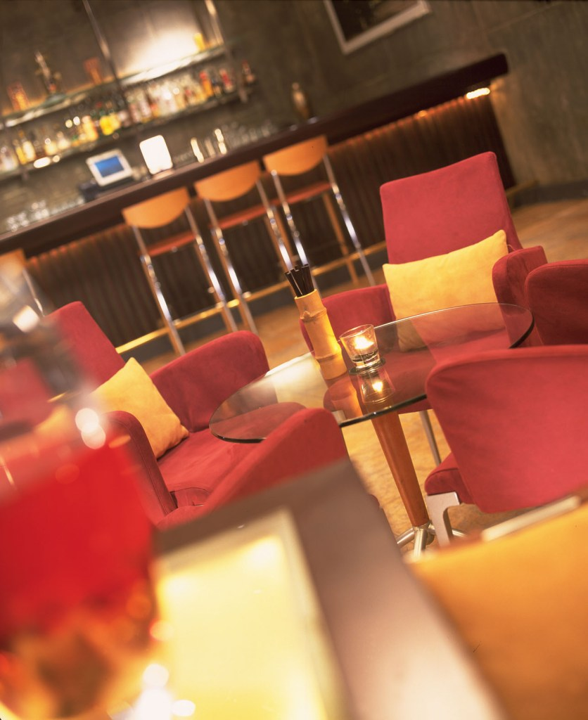 Cosy Cocktail Bar Interiors Commercial Interior Design InteriorSense Project Consultant Bude Cornwall UK