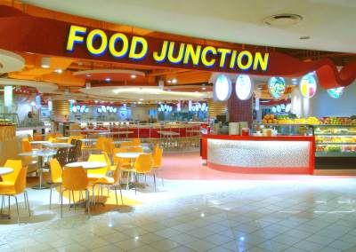 Food Court Interiors