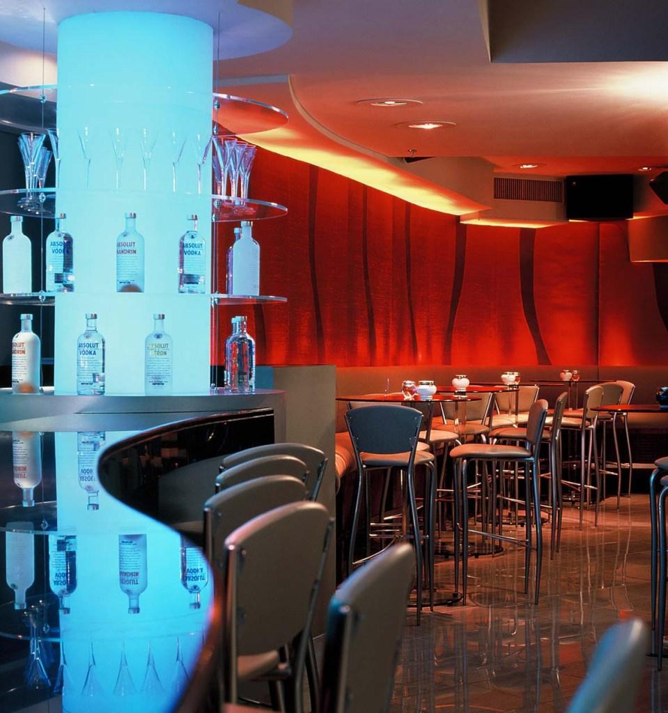 Cocktail Lounge Live Music Venue Interior Design InteriorSense Commercial Design Project Consultant Bude Cornwall UK