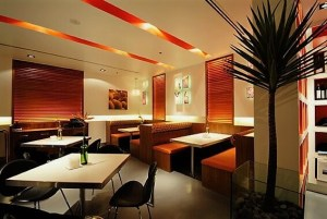 Urban Bistro & Wine Bar Interiors - Commercial Design