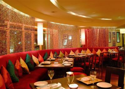 Modern Indian Restaurant Interiors