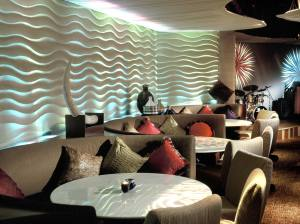Cocktail Lounge and Live Music Venue Commercial Interior Design InteriorSense Bude Cornwall
