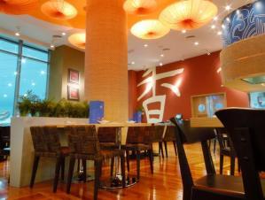 Oriental Restaurant Interiors InteriorSense Commercial Design Consultant Bude Cornwall UK