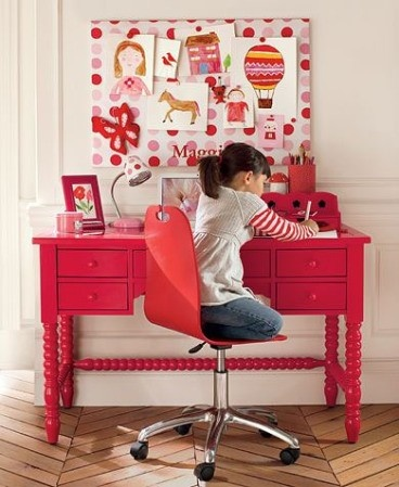 Kids Art Pinboard