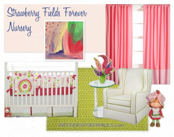 Strawberry Fields Forever Nursery