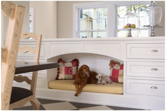RLH Studio - Built In Dog Bed