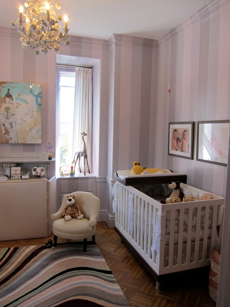 Kate Maloney - Nursery, JLB Show House 2012