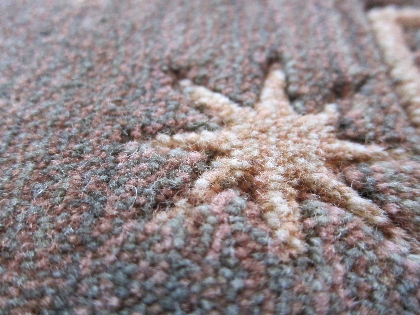 Celestial Rug Runner (close-up)