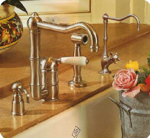 Rohl Country Kitchen Faucet
