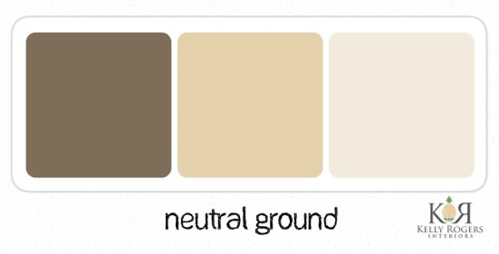 Neutral Ground soothing bedroom color scheme | Kelly Rogers Interiors