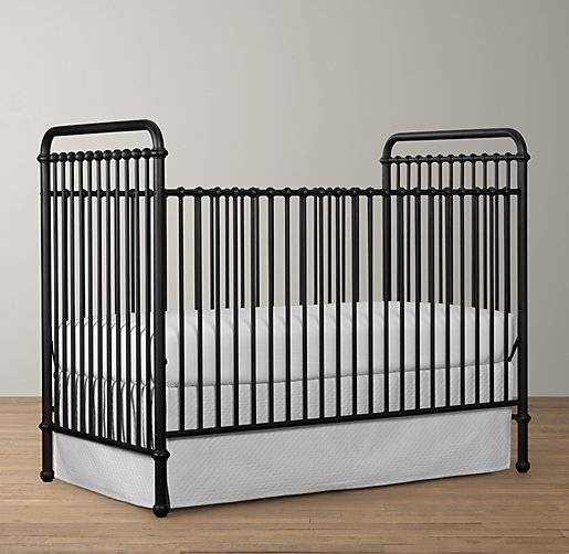 RH Baby & Child Millbrook Iron Crib