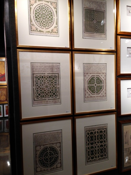 Soicher-Marin French Garden Plan Prints | #hpmkt Spring 2014 | via Interiors For Families