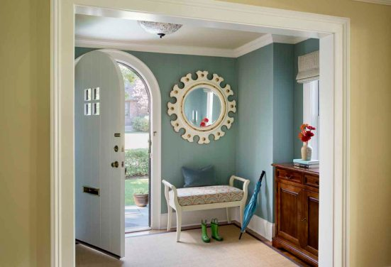 Lightened-Up Tudor | Kelly Rogers Interiors | Interiors For Families