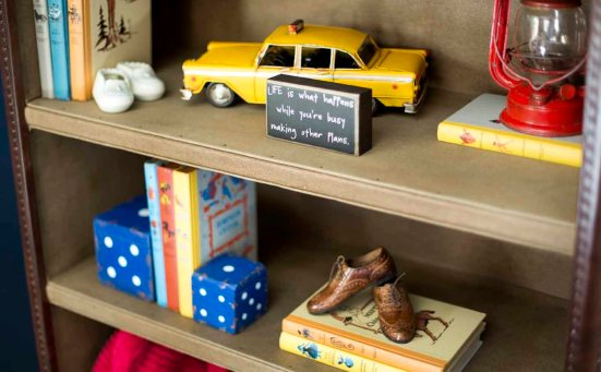 Eamon's Vintage American Nursery Tour | Kelly Rogers Interiors | Interiors for Families
