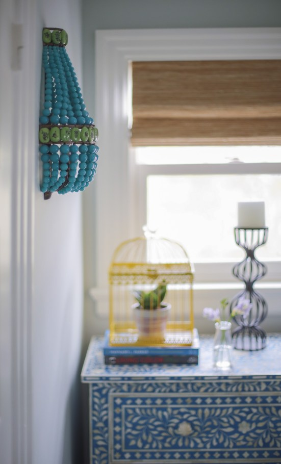 Room Reveal: My Colorful, Airy + Bright Guest Suite   Interiors for Families   Kelly Rogers Interiors