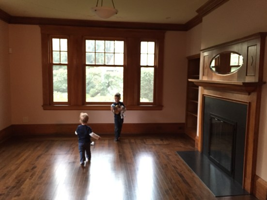 """One Room Challenge - Week 3 """"Before"""" 
