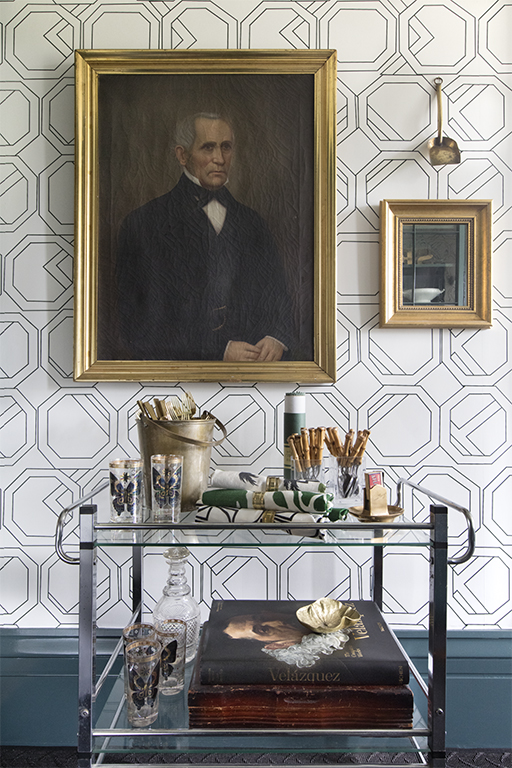 Cecilia Walker & Tracy Foley | The Allure of Antique Portraits | Interiors for Families