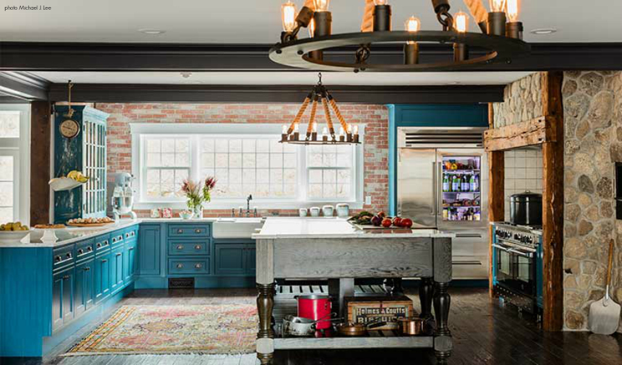 Island Style & History   Interiors for Families