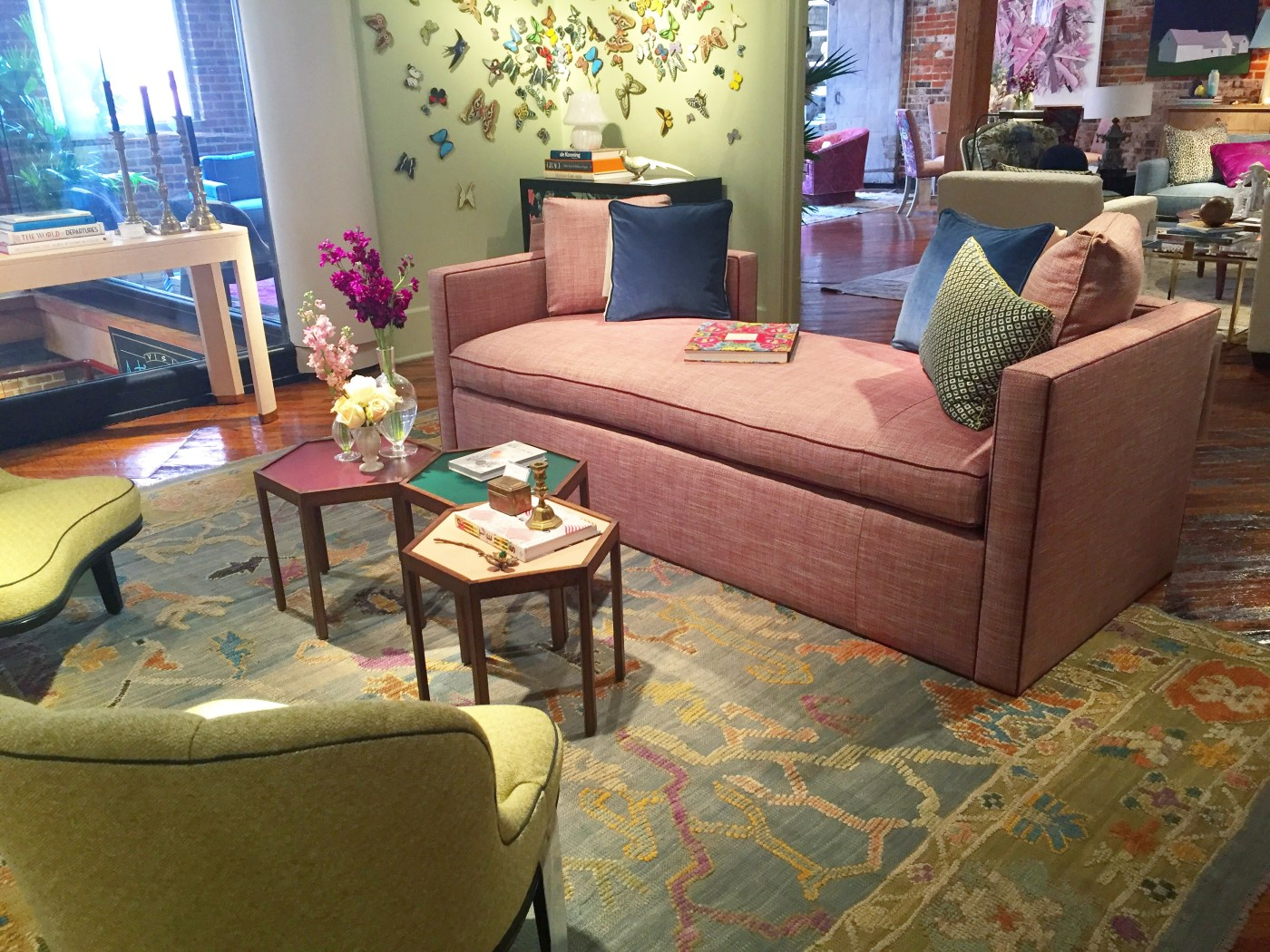 High Point High 5: My Trend Flash Report | Kelly Rogers Interiors | Interiors for Families