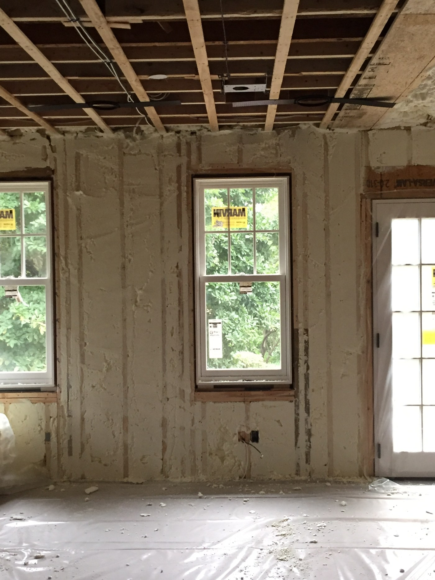 Day 161: Project 1896 (Our Home Renovation) - Color and Crises of Confidence   Kelly Rogers Interiors   Interiors for Families