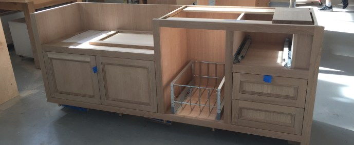 Day 168: Project 1896 (Our Home Renovation) - Cabs and Counters!   Kelly Rogers Interiors   Interiors for Families
