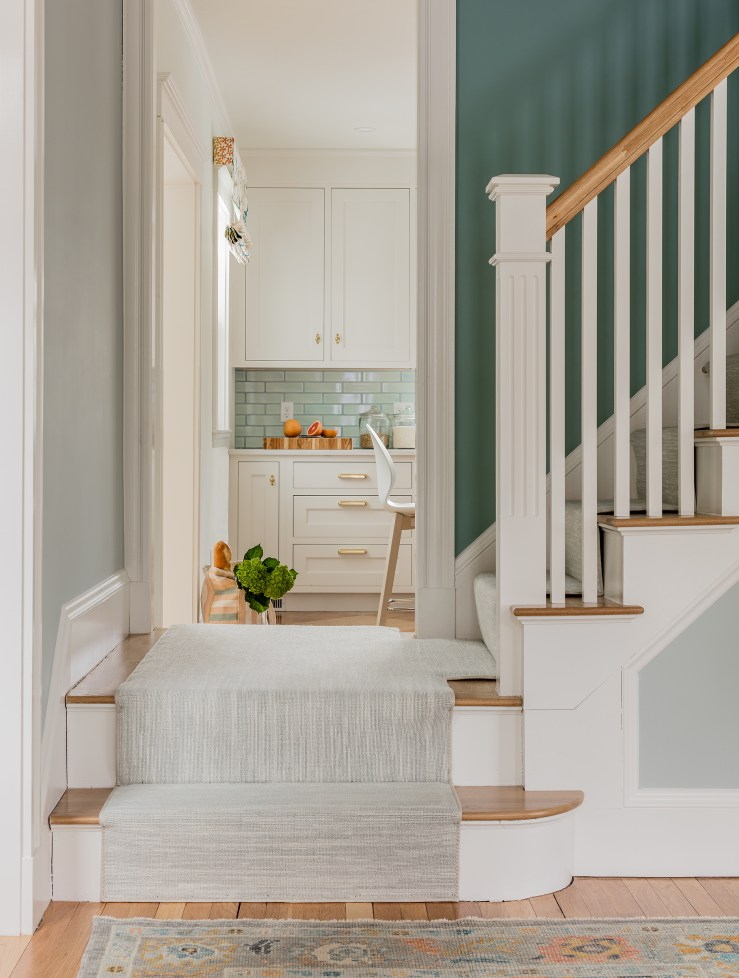 Project Reveal: A Colorful Kit House Renovation | Interiors for Families | Blog of Kelly Rogers Interiors