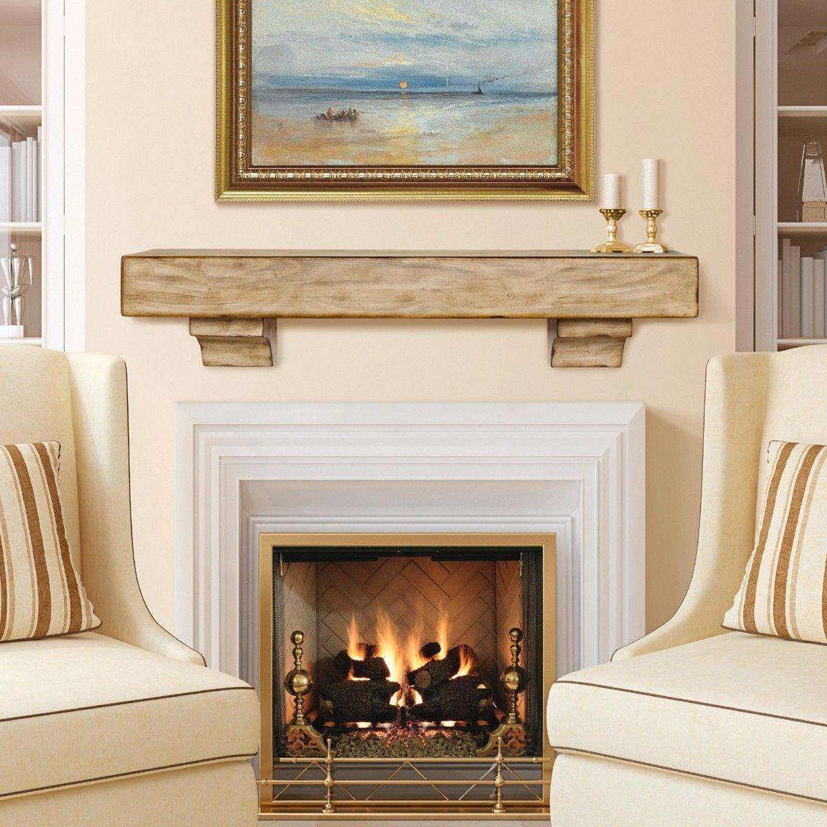 30 Best Fireplace Mantel Ideas And Designs To Brighten Up