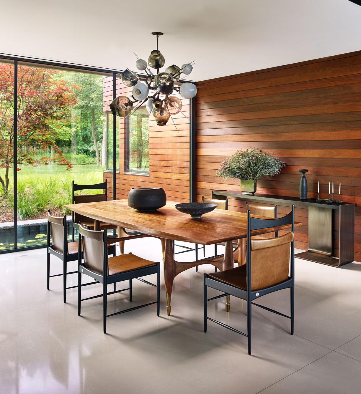 Best Kitchen Gallery: Marmol Radziner Creates A Wood And Glass View Home In Annapolis of Marmol Radziner Homes on rachelxblog.com