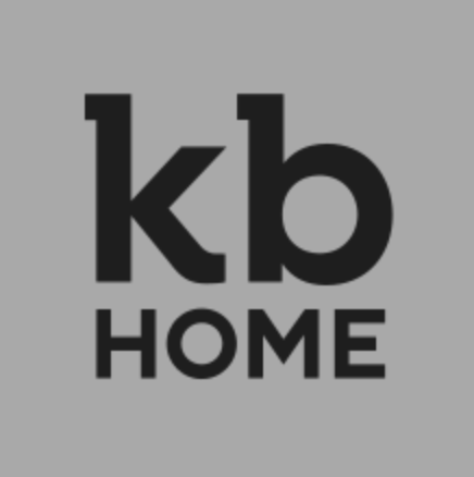 KB Homes B&W Logo