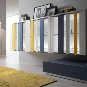 Exential-Y02 - mobila moderna living, mobila lux
