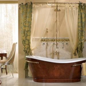 Vasche con Legno - Sanitare lux, Cada clasica