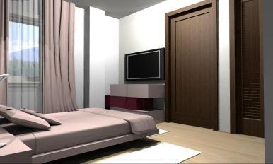 Modern 18' - Dormitor