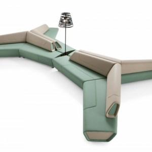Kaleido - Canapele modulare ,Mobilier HoReCa