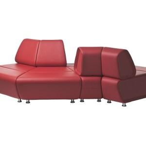 Kaleido - Canapele modulare,Mobilier HoReCa