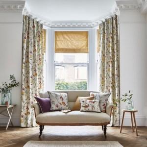 Abbey Gardens Fabrics - materiale textile, decor