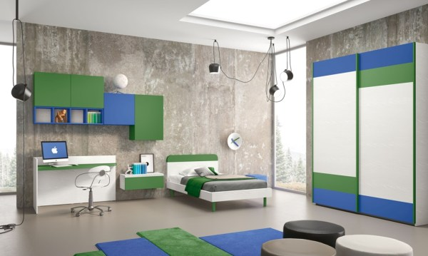Cristiano - camere copii, mobila tineret