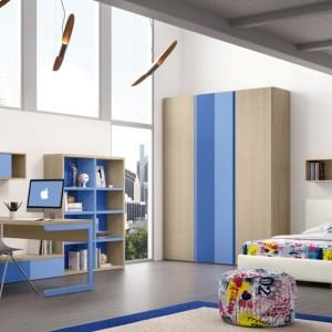 Ermes - camere copii, mobila tineret