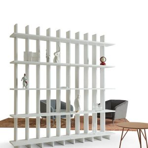 Babele bookcase - biblioteca moderna, mobila lux