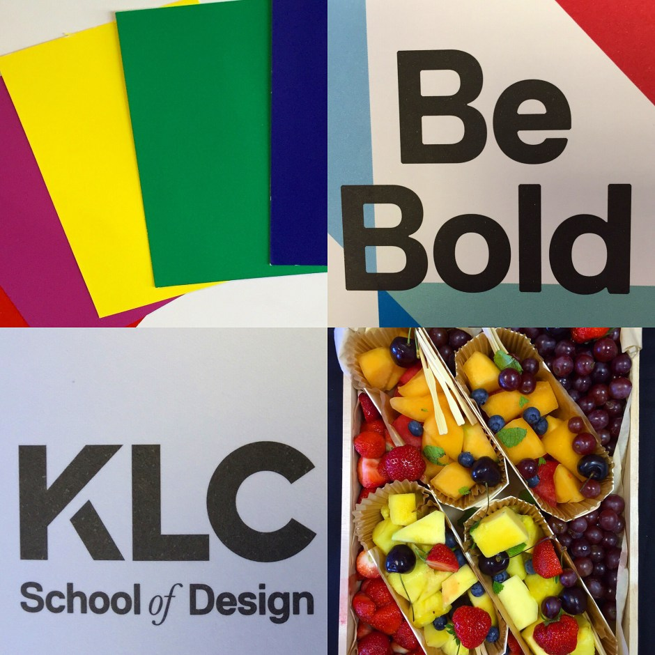 Advanced Colour Workshop KLC School of Design