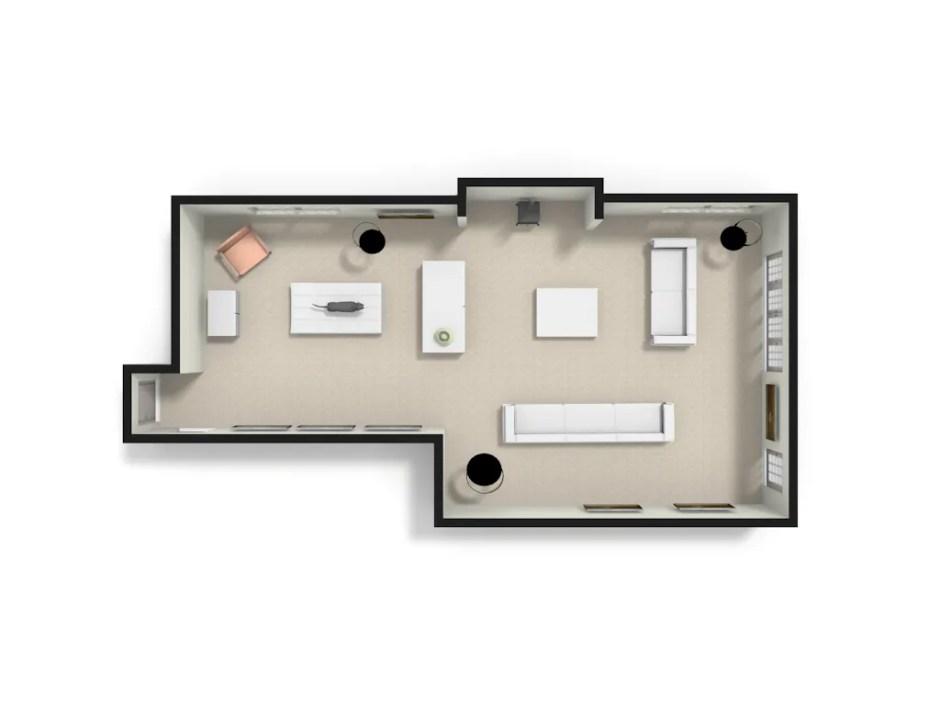 Top 5 free online interior design room planning tools - Living room design tool ...